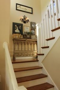 1000+ ideas about Stair Landing Decor on Pinterest ...