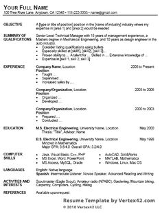 Hiring ghostwriters - GreenCube Global area of interest in resume ...