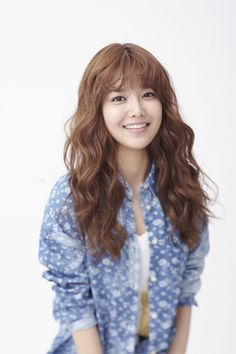 Snsd #sooyoung Snsd Pinterest Her Hair Bangs And Sooyoung