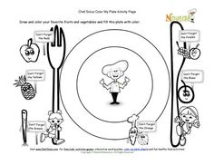 1000+ images about Balanced Meals Teaching Tools on