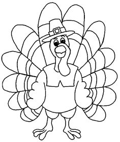Thanksgiving coloring pages, Scavenger hunt list and