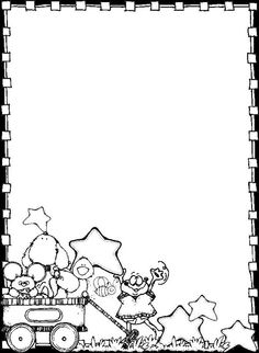 printable coloring page pencil ruler frame education