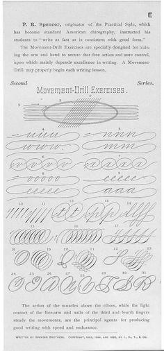 Cursive Writing Worksheets Printable Capital Letters #4