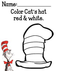1000+ images about Dr. Seuss Homeschooling on Pinterest