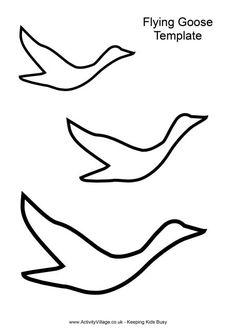 9 Wild Bird Wind Mobile Patterns Set #3 Watch them flap