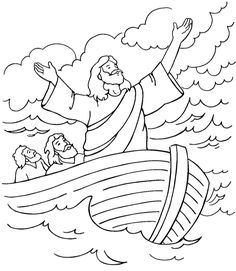 1000+ images about Jesus Calms the Storm on Pinterest