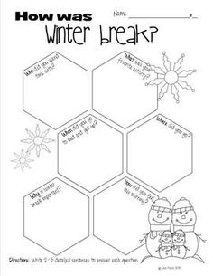 1000+ images about Teach: Winter-Theme Activities on