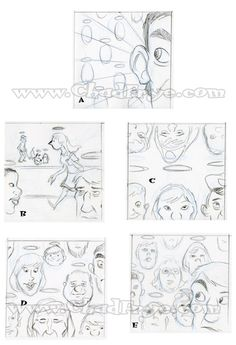 1000+ images about Thumbnail sketches on Pinterest