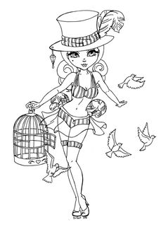 1000+ images about Coloring Pages yoo-hoo! on Pinterest