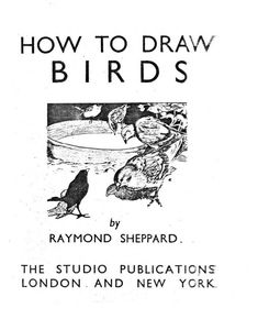 Laws Guide to Drawing Birds, The by John Muir Laws http