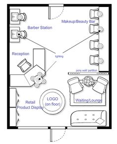 floor plans on pinterest floor plans design layouts and beauty salons