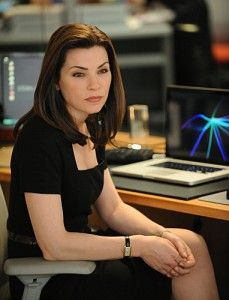 Alicia Florrick; Lawyer An Example Of Introvert AWESOMENESS