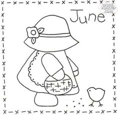 1000+ images about Sunbonnet Sue Overall Sam on Pinterest
