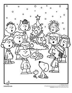 peanuts gang charlie