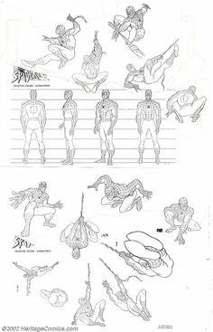 Filmation Tarzan reference sheet by ~JungleCaptor on
