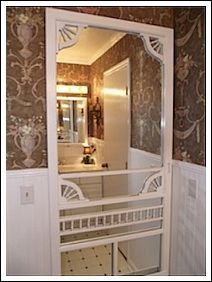 Antique screen doors on Pinterest
