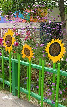 Children's Garden Ideas What's Not To Like? EE Pinterest