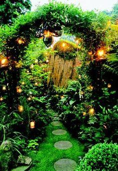 35 Great Garden Designs Gardens Nooks And Ferns