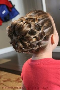 For More Gymnastics Hairstyles Pinterest Com