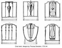 1000+ images about Sheraton 1795-1815 (Georgian Era-King
