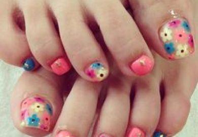 Pedicure Ideas On Pinterest Pedicure Nail Art Pedicures