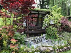 Simply Beautiful The Tokonoma Garden By The Designer Kazuyuki