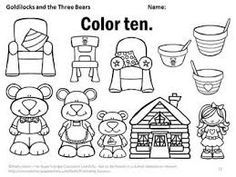Image result for goldilocks and the three bears chairs