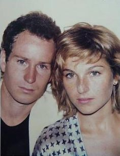 John McEnroe and Tatum O'Neal - what a wild ride of a marriage ...