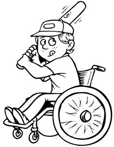 1000+ images about CP Wheelchair illustration on Pinterest