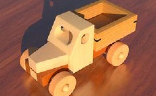 Wooden Toy Car Plans Fun Project Free Design Toys