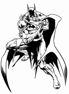 1000+ images about Here Comes Batman: Coloring Pages on