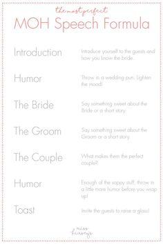 Mother of the Bride Speech: How to Write a Wedding Speech