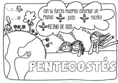 Kids coloring page from What's in the Bible? showing the