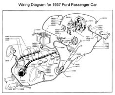 1000 images about Wiring on Pinterest | Ford, Spark plug