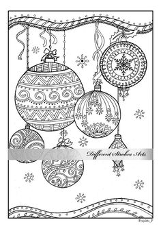 1000+ images about Adult Colouring~Christmas~Easter