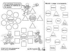 organizador grafico para niños en forma de guante