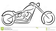 Motorcycle Silhouette Designs DXF Files package contains a