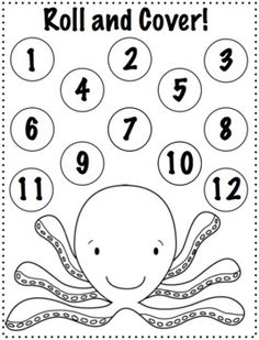 1000+ images about Number Recognition and Counting on