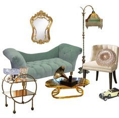 How To Create A Room Inspired By Great Gatsby And The Roaring 20's
