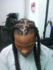 1000 locs hairstyles