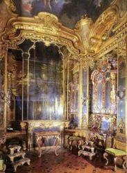 baroque architecture interior rococo interiors renaissance century decor 18th features wall italian antoinette marie schloss pommersfelden gold painting palaces