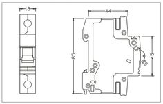 Entek Electric : RCBO wiring diagram www.entekelectric.com