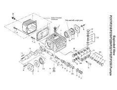 4SF45ELS Pump from CAT Pumps. #PressureWasher #Pump 4.5