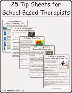 Charts, Student-centered resources and Child development