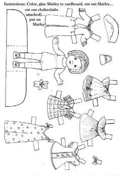 Fun and Free World Children Paper Dolls http://www