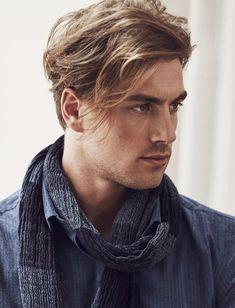 Mens Haircut Short Sides Long Top Men's Haircuts Pinterest
