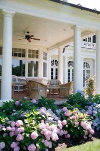 Hydrangea Landscaping on Pinterest   Hydrangeas, Gardening ...