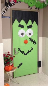 Door Decoration Ideas on Pinterest