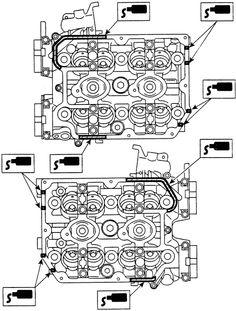 Subaru Forester Gearbox Diagram, Subaru, Free Engine Image