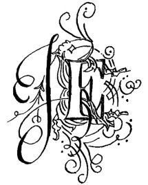 'G' & 'A' monogram #calligraphy #lettering #ligatures #